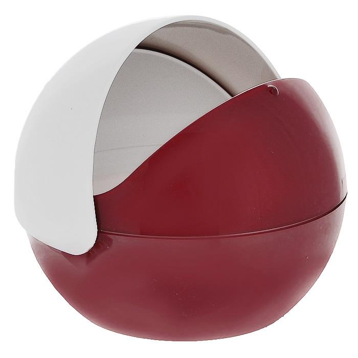 Сахарница Apollo Menthe, цвет: белый, красныйIM15018B/C-A93ALСахарница Apollo Menthe с подвижной крышкой изготовлена из пищевого пластика белого и красного цвета. Она имеет круглую форму и эргономичный дизайн. Такая сахарница придется по вкусу и ценителям классики, и тем, кто предпочитает утонченность и изысканность. Сахарница послужит не только приятным подарком, но и практичным сувениром. Характеристики: Материал: пластик. Диаметр сахарницы: 12 см. Высота: 11 см. Артикул: MNT-02.