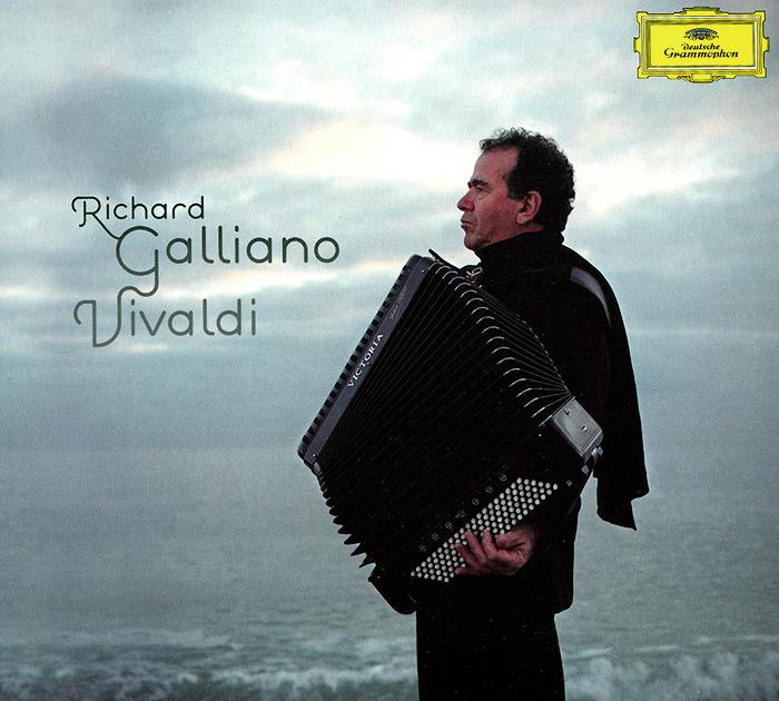 Ричард Гальяно Richard Galliano. Vivaldi джордж гальяно