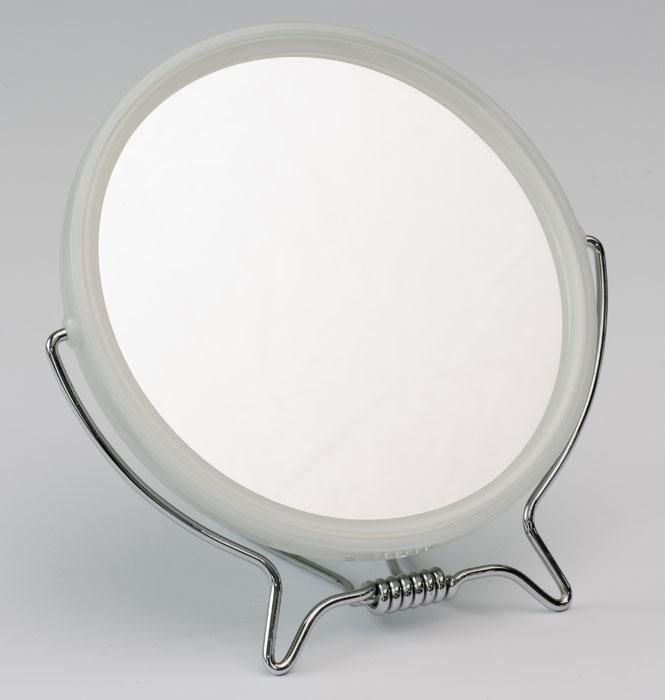 QVS Зеркало для макияжа и бритья, двустороннее. 10-20481301210Зеркало QVS идеально подходит для утреннего туалета и макияжа, где бы вы ни были. Подвесьте его на крючок или поверните к свету на вращающейся подставке. С одной стороны обычное зеркало, с другой - 3-х кратное увеличение. Характеристики:Диаметр: 13 см.Материал: пластик, металл, стекло. Артикул: 10-2048. Производитель: Австралия. Товар сертифицирован.