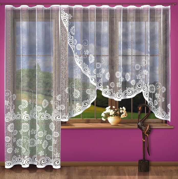Комплект гардин для балкона Wanda, на ленте, цвет: белый, высота 180 см723546Комплект гардин Wanda, изготовленные из полиэстера белого цвета, станут великолепным украшением балконного окна. В комплект входит короткая гардина для окна и длинная гардина для балконной двери. Тонкое плетение, оригинальный дизайн привлекут к себе внимание и органично впишутся в интерьер. Все элементы комплекта на шторной ленте для собирания в сборки. Характеристики:Материал: 100% полиэстер. Цвет: белый. Размер упаковки:26 см х 2 см х 35 см. Артикул: 723546.В комплект входит: Гардина - 1 шт. Размер (ШхВ): 300 см х 180 см. Гардина - 1 шт. Размер (ШхВ): 150 см х 250 см. Фирма Wisan на польском рынке существует уже более пятидесяти лет и является одной из лучших польских фабрик по производству штор и тканей. Ассортимент фирмы представлен готовыми комплектами штор для гостиной, детской, кухни, а также текстилем для кухни (скатерти, салфетки, дорожки, кухонные занавески). Модельный ряд отличает оригинальный дизайн, высокое качество. Ассортимент продукции постоянно пополняется.