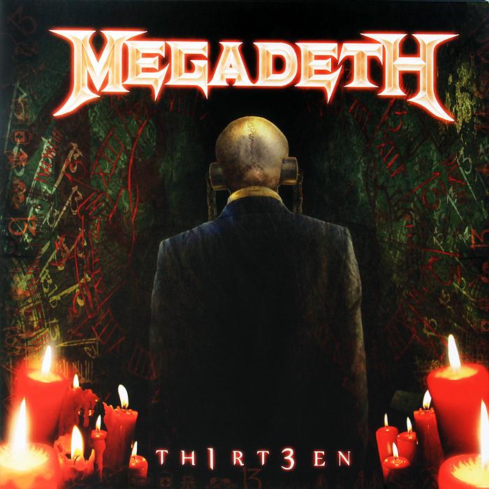 Megadeth Megadeth. Th1rt3en (2 LP) megadeth megadeth dystopia