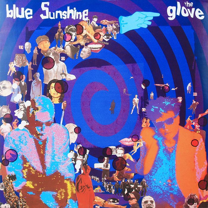 The Glove The Glove. Blue Sunshine. Limited Edition (LP) 6924 magic ring phantom impregnable fortress magic set white blue