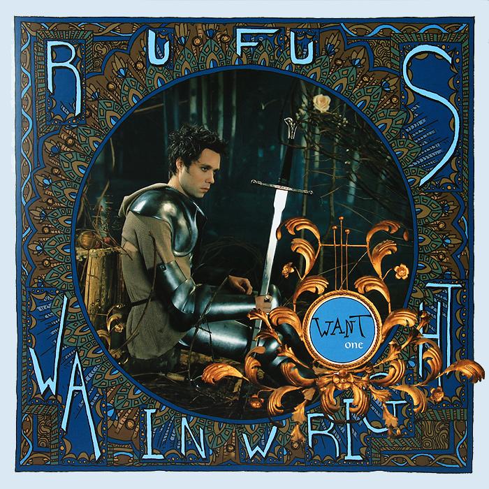 Руфус Уэйнрайт Rufus Wainwright. Want One (2 LP) rufus wainwright live from the artists den blu ray