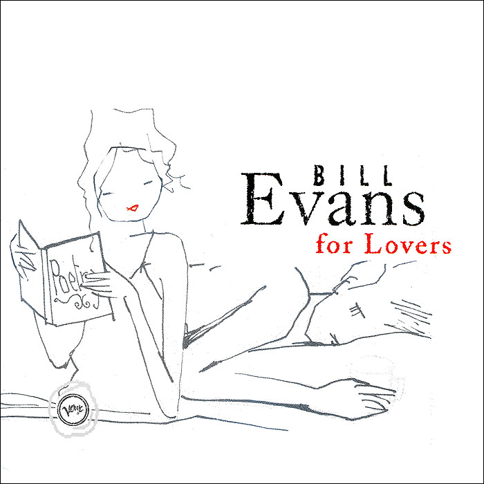 Билл Эванс Bill Evans. Bill Evans For Lovers