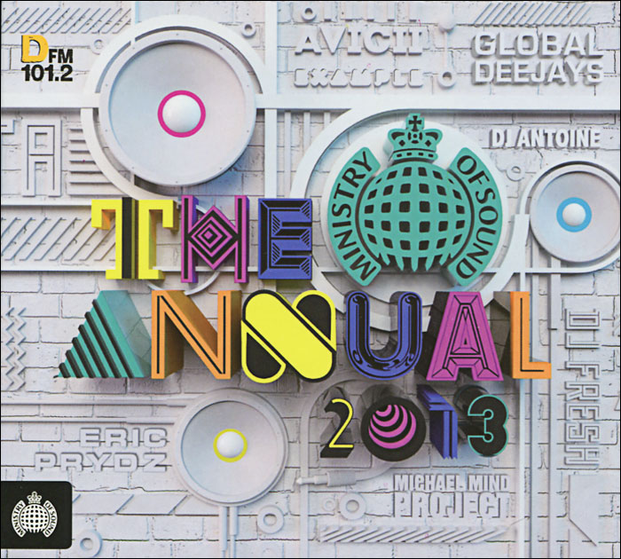 Ministry Of Sound. The Annual 2013