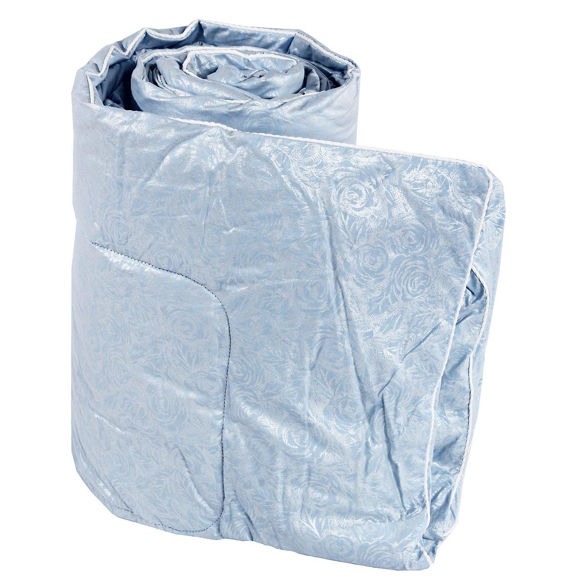 Одеяло Dargez Прима, наполнитель: пух, 172 см х 205 смCLP446Одеяло Dargez Прима представляет собой стеганый чехол из натурального хлопка с пуховым наполнителем. Особенности одеяла Dargez Прима:натуральное и экологически чистое;обладает легкостью и уникальными теплозащитными свойствами;создает оптимальный температурный режим;обладает высокой гигроскопичностью: хорошо впитывает и испаряет влагу;имеет высокою воздухопроницаемостью: позволяет телу дышать;обладает мягкостью и объемом. Одеяло упаковано в прозрачный пластиковый чехол на молнии с ручкой, что является чрезвычайно удобным при переноске. Характеристики: Материал чехла: 100% хлопок (перкаль). Наполнитель: пух первой категории. Размер: 172 см х 205 см. Масса наполнителя: 0,7 кг. Артикул: 20340П. Торговый Дом Даргез был образован в 1991 году на базе нескольких компаний, занимавшихся производством и продажей постельных принадлежностей и поставками за рубеж пухоперового сырья. Благодаря опыту, накопленным знаниям, стремлению к инновациям и развитию за 19 лет компания смогла стать крупнейшим производителем домашнего текстиля на территории Российской Федерации. В основу деятельности Торгового Дома Даргез положено стремление предоставить покупателю широкий выбор высококачественных постельных принадлежностей и текстиля для дома, которые способны создавать наилучшие условия для комфортного и, что немаловажно, здорового сна и отдыха.