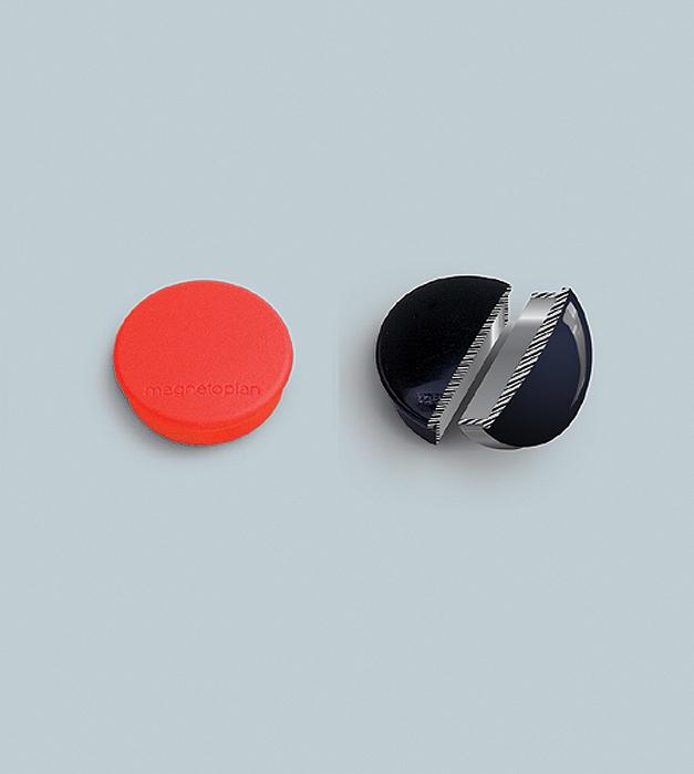 Магниты используются для прикрепления информации на магнитные доски. Яркий цвет не позволит забыть самое важное.