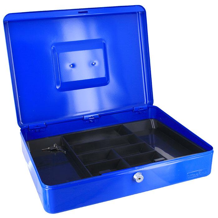 Кэшбокс Office-Force, цвет: синий. 10002
