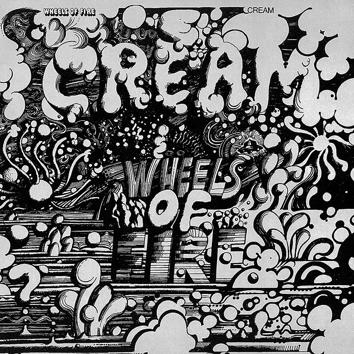 Cream Cream. Wheels Of Fire (2 CD) cream cream deluxe 27550626