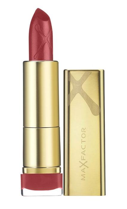 Max Factor Помада для губ Colour Elixir, тон №36 (Pearl Maron), 3,5 г280.2Великолепный цвет в одно мгновение, более гладкие, мягкие губы по сравнению с ненакрашенными губами- такой эффект помады от MaxFactor ColourElixir сохраняется в течение длительного времени. Роскошный и великолепный цвет на гладких, красивых губах! Формула Elixir на 60% состоит из смягчающих кожу компонентов, восстановителей и антиоксидантов, включая витамин E, зрительно преображает губы и делает их мягче всего за 7 дней. После нанесения ColourElixir помада активно увлажняет и смягчает губы.На 60% состоит из смягчающих компонентов, восстановителей и антиоксидантов, включая витамин E. Дерматологически тестировано.Нанеси помаду на кисточку для помады. Накрась с помощью кисточки губы. Промокни губы салфеткой и нанеси еще один слой. Чтобы помада держалась на губах дольше, нанеси между слоями полупрозрачную пудру.