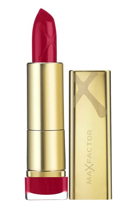 Max Factor Помада для губ Colour Elixir, тон №715 (Ruby Tuesday), 3,5 гSatin Hair 7 BR730MNВеликолепный цвет в одно мгновение, более гладкие, мягкие губы по сравнению с ненакрашенными губами- такой эффект помады от MaxFactor ColourElixir сохраняется в течение длительного времени. Роскошный и великолепный цвет на гладких, красивых губах! Формула Elixir на 60% состоит из смягчающих кожу компонентов, восстановителей и антиоксидантов, включая витамин E, зрительно преображает губы и делает их мягче всего за 7 дней. После нанесения ColourElixir помада активно увлажняет и смягчает губы.На 60% состоит из смягчающих компонентов, восстановителей и антиоксидантов, включая витамин E. Дерматологически тестировано.Нанеси помаду на кисточку для помады. Накрась с помощью кисточки губы. Промокни губы салфеткой и нанеси еще один слой. Чтобы помада держалась на губах дольше, нанеси между слоями полупрозрачную пудру.