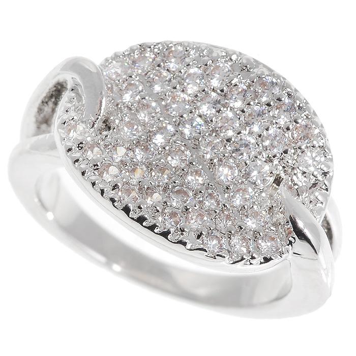 Кольцо Taya. T-B-4771-RING-RHODIUMКоктейльное кольцоКольцо Taya выполнено из металла и декорировано стразами. Кольцо Taya поможет создать вам свой собственный стиль. Характеристики: Материал: металл, стразы. Размер декоративной части: 1,7 см х 1,8 см х 0,2 см. Размер кольца: 17. Изготовитель: Китай. Артикул: T-B-4771-RING-RHODIUM.