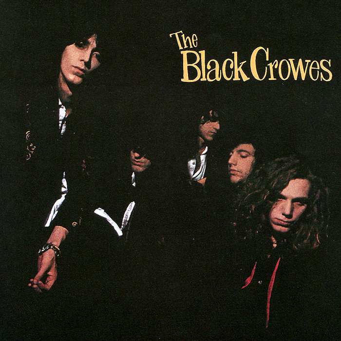 The Black Crowes. Shake Your Money Maker