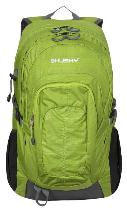Рюкзак туристический Husky Shark 30, цвет: зеленый
