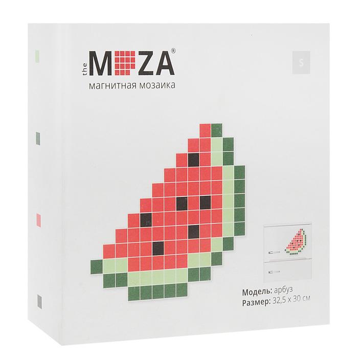 Магнитная мозаика Moza Арбуз, 92 элемента вольер тент для собак 92 см х 92 см 43 см