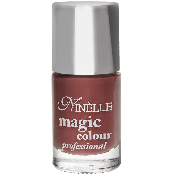 Ninelle Лак для ногтей Magic Colour, тон №523, 11 мл1092018Лак для ногтей Ninelle Magic Colour: Объемный, насыщенный цвет; Яркий блеск; Только ультрамодные оттенки.Яркие и ультрамодные, объемные и насыщенные,манящие и чарующие, глянцевые и блестящие - именно такое богатство оттенков составляетновую коллекцию лака для ногтей Ninelle Magic Colour.Лак для ногтей Ninelle Magic Colour быстро сохнет, остается ярким на ногтях, придавая им потрясающий блеск, и надолго сохраняет маникюр в первозданном виде. Благодаря новейшей формуле ногти становятся более крепкими и здоровыми; Витамины и минералы делают ногтевую пластину более крепкой, ускоряя рост ногтей;Полимеры создают яркое, блестящее и прочное лаковое покрытие на ногтевой пластине;Не содержит толуол и формальдегид.Широкий спектр оттенков лака Ninelle Magic Colour позволяет удовлетворить самые изысканные вкусы и подобрать оттенок на любой случай и для любогонастроения.Протестирован в профессиональных салонах по маникюру и педикюру.Подходит для натуральных и искусственных ногтей.Товар сертифицирован.