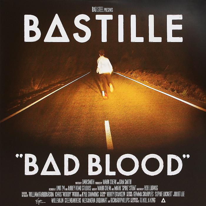 Bastille Bastille. Bad Blood (LP) bastille grugliasco