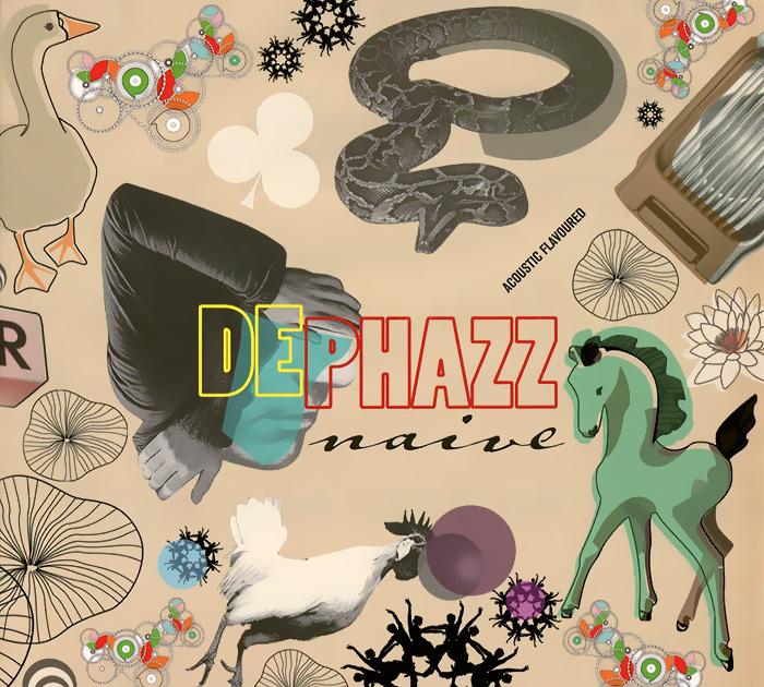 Уже 10-й альбом всемирно известной электронной команды. Реальный шаг вперед и в то же время возвращение к своим корням. Вместе с гитаристом Эдэксом Дорсамом (Adax D?rsam), бессменным участником DePhazz с момента основания группы, вдохновитель, композитор и мозг группы Пит Баумгартнер подверг переосмыслению и переработке ряд классических композиций DePhazz за всю их долгую карьеру. Новый альбом включает в себя не только переработки классических песен DePhazz но и 5 полноценных новых треков! безупречная легкая электронная музыка, разнообразный современный лаунж с элементами классического джаза и соула. Теперь в акустике!