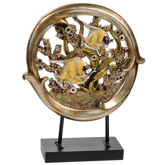 Декоративная композиция Perfecto Рыбки, 32 см