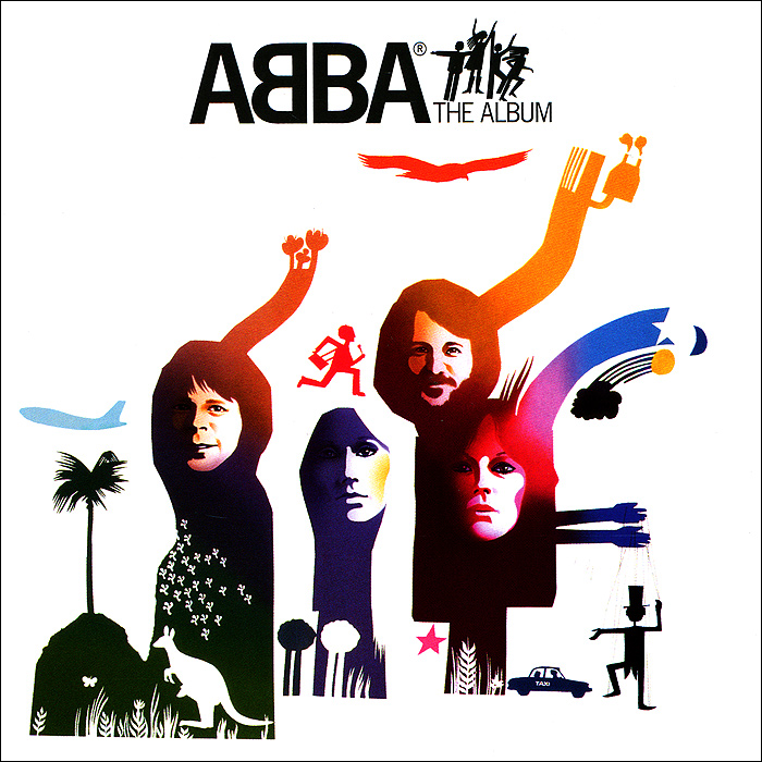 ABBA Abba. The Album. Deluxe Edition (CD + DVD) рик уэйкман rick wakeman journey to the centre of the eart deluxe edition cd dvd