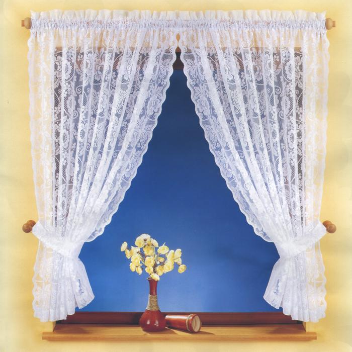 Комплект штор для кухни Ania, на кулиске, цвет: белый, высота 150 см39111489635Комплект штор Ania, изготовленный из полиэстера белого цвета, органично впишется в интерьер кухни. В набор входят две легкие шторы. Также для более изящного расположения штор на окне прилагается два подхвата. Шторы оснащены кулиской для крепления на круглый карниз. Характеристики:Материал: 100% полиэстер. Цвет: белый. Размер упаковки:27 см х 36 см х 5 см. Артикул: 716579.В комплект входит: Штора - 2 шт. Размер (Ш х В): 150 см х 150 см. Подхват - 2 шт. Фирма Wisan на польском рынке существует уже более пятидесяти лет и является одной из лучших польских фабрик по производству штор и тканей. Ассортимент фирмы представлен готовыми комплектами штор для гостиной, детской, кухни, а также текстилем для кухни (скатерти, салфетки, дорожки, кухонные занавески). Модельный ряд отличает оригинальный дизайн, высокое качество. Ассортимент продукции постоянно пополняется.