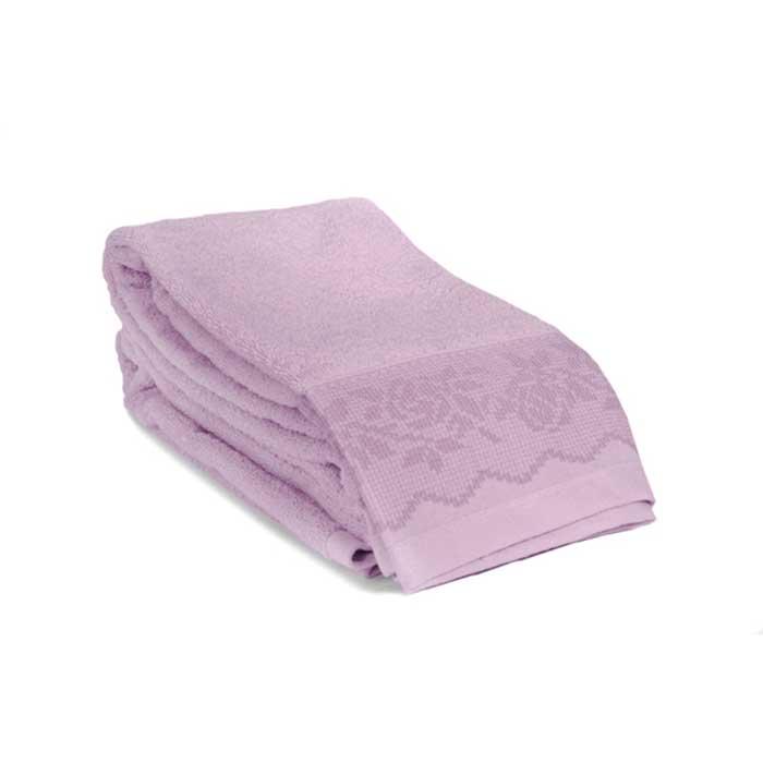 Полотенце махровое Tete-a-Tete, цвет: лавандовый, 50 х 90 см Т-МП-6468-01-17ES-412Махровое полотенце Tete-a-Tete изготовлено из натурального хлопка. Пушистое, воздушное и почти невесомое, данное полотенце вызовет у вас любовь к нему с первого прикосновения. Интересный дизайн имитирует вышивку крестиком, благодаря чему полотенце выглядит уютным и домашним. Полотенце мгновенно впитывает, быстро сохнет и не теряет своих свойств после многократных стирок.Махровое полотенце Tete-a-Tete станет достойным выбором для вас и приятным подарком для ваших близких.Полотенце упаковано в стильную и компактную подарочную коробку с прозрачной стенкой. Характеристики: Материал: 100% хлопок. Размер полотенца:50 см х 90 см. Размер упаковки: 9,5 см х 9 см х 25,5 см. Плотность:500 г/м2. Цвет:лавандовый. Артикул:Т-МП-6468-01-17.