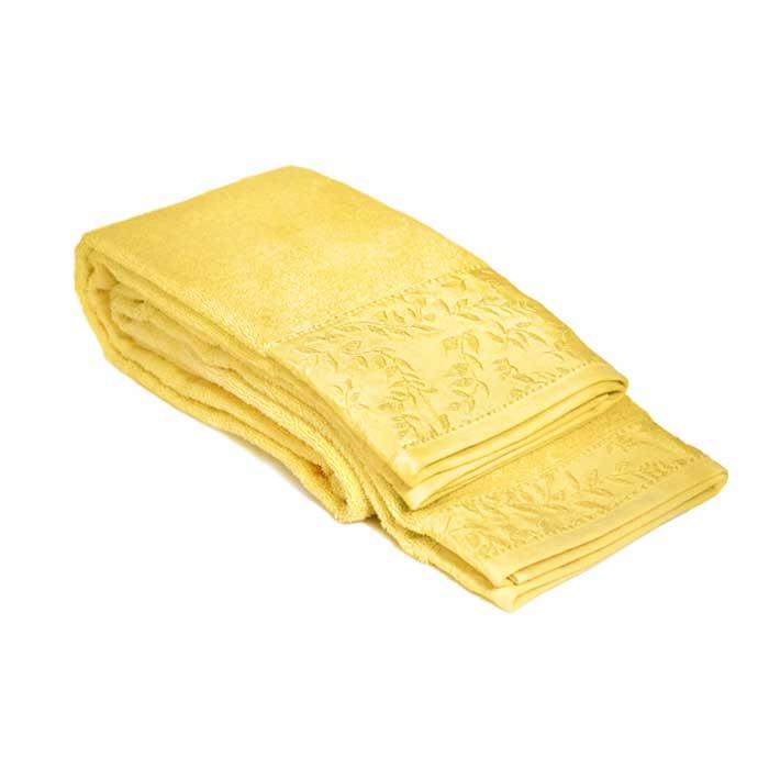 Полотенце махровое Tete-a-Tete, цвет: лимонный, 50 см х 90 см. Т-МП-7185-01-021004900000360Махровое полотенце Tete-a-Tete, изготовленное из натурального хлопка, подарит массу положительных эмоций и приятных ощущений. Полотенце лимонного цвета добавит экзотики и яркости в ваш дом. Полотенце отличается нежностью и мягкостью материала, утонченным дизайном и превосходным качеством. Оно прекрасно впитывает влагу, быстро сохнет и не теряет своих свойств после многократных стирок.Махровое полотенце Tete-a-Tete станет достойным выбором для вас и приятным подарком для ваших близких.Полотенце упаковано в стильную и компактную подарочную коробку с прозрачной стенкой. Характеристики: Материал: 100% хлопок. Размер полотенца:50 см х 90 см. Размер упаковки: 9,5 см х 9 см х 25,5 см. Плотность:480 г/м2. Цвет:лимонный. Артикул:Т-МП-7185-01-02.