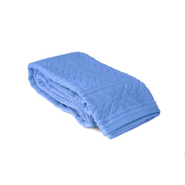 Полотенце махровое Tete-a-Tete, цвет: голубой, 50 х 90 см Т-МП-7161-01-06ES-412Махровое полотенце Tete-a-Tete изготовлено из натурального хлопка. Полотенце голубого цвета поднимет настроение, а высокая плотность и мягкость материала подарит массу положительных эмоций и приятных ощущений. Полотенце отличается утонченным дизайном и превосходным качеством, фактура линий навеяна природными мотивами. Полотенце прекрасно впитывает влагу, быстро сохнет и не теряет своих свойств после многократных стирок.Махровое полотенце Tete-a-Tete станет достойным выбором для вас и приятным подарком для ваших близких.Полотенце упаковано в стильную и компактную подарочную коробку с прозрачной стенкой. Характеристики: Материал: 100% хлопок. Размер полотенца:50 см х 90 см. Размер упаковки: 9,5 см х 9 см х 25,5 см. Плотность:520 г/м2. Цвет:голубой. Артикул:Т-МП-7161-01-06.