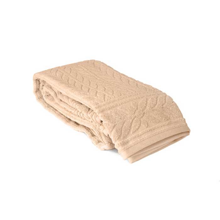 Полотенце махровое Tete-a-Tete, цвет: бежевый, 90 см х 150 см. Т-МП-7161-03-03531-105Махровое полотенце Tete-a-Tete изготовлено из натурального хлопка. Полотенце бежевого цвета поднимет настроение, а высокая плотность и мягкость материала подарит массу положительных эмоций и приятных ощущений. Полотенце отличается утонченным дизайном и превосходным качеством, фактура линий навеяна природными мотивами. Полотенце прекрасно впитывает влагу, быстро сохнет и не теряет своих свойств после многократных стирок.Махровое полотенце Tete-a-Tete станет достойным выбором для вас и приятным подарком для ваших близких.Полотенце упаковано в стильную и компактную подарочную коробку с прозрачной стенкой. Характеристики: Материал: 100% хлопок. Размер полотенца:90 см х 150 см. Размер упаковки:31 см х 7,5 см х 37,5 см. Плотность:520 г/м2. Цвет:бежевый. Артикул:Т-МП-7161-03-03.