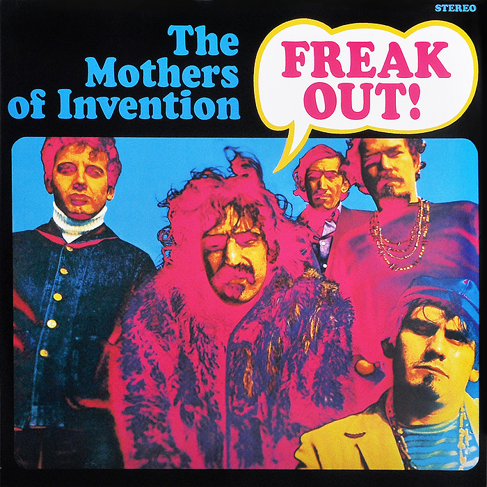 Frank Zappa. Freak Out! (2 LP)