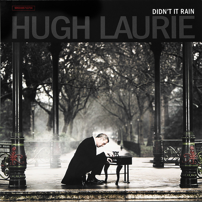 Хью Лори Hugh Laurie. Didn't It Rain (2 LP) cd диск hugh laurie didn t it rain 1 cd