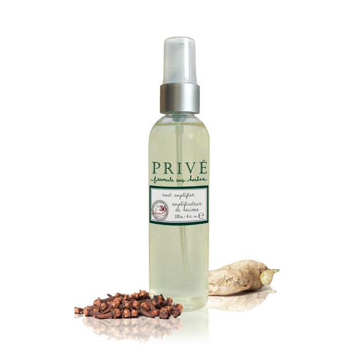 Prive Спрей для создания прикорневого объема волос, 100 млFS-00897Спрей Prive обеспечивает невесомый объём тонким и редеющим волосам. Прекрасно приподнимает корни волос. Отлично подходит для горячей укладки волос. Экстракт килайи, розмарина и смесь трав способствуют созданию объёма у корней волос, придавая причёске глубокий блеск и мягкую фиксацию. Характеристики:Объем: 100 мл. Артикул: PRV4912800. Производитель: США. Товар сертифицирован.