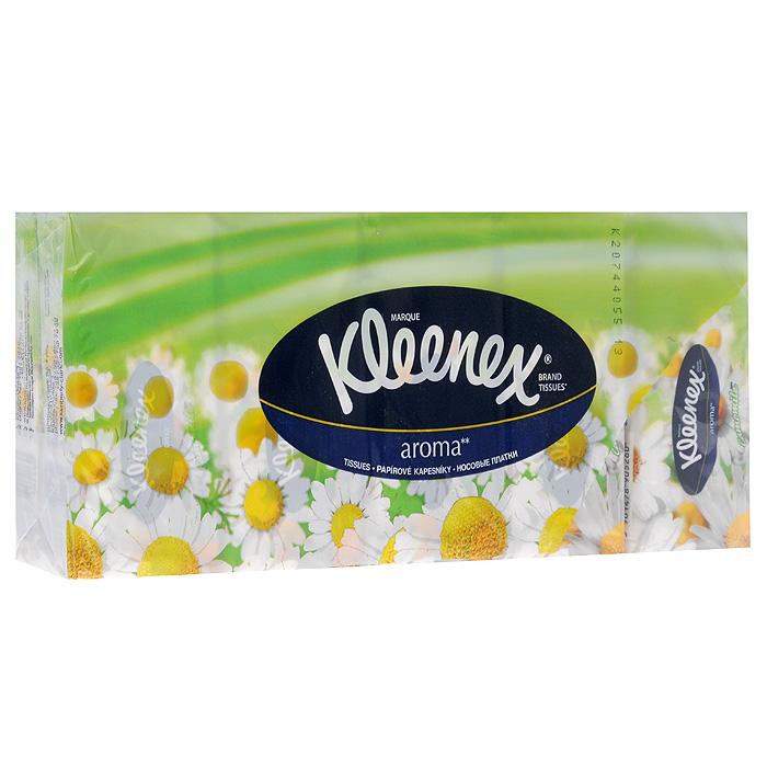 Kleenex Бумажные платочки