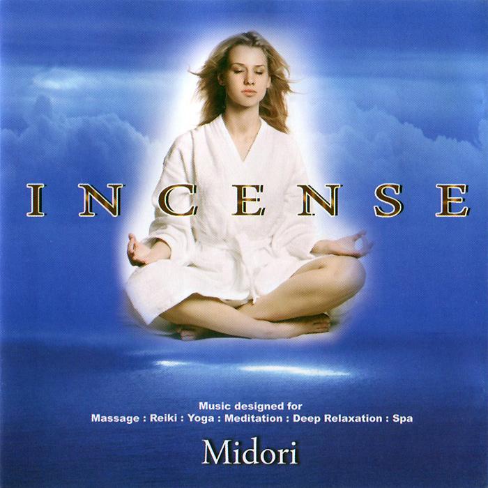Midori Midori. Incense midori