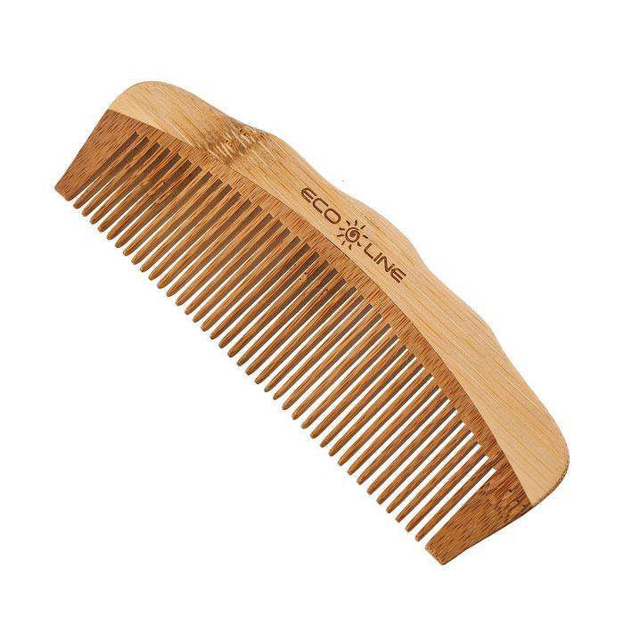 Eco line Solinberg Гребень, карманный. 350-B048956019Гребень Eco Line для волос изготовлен из дерева. Изделия из дерева более прочные, легкие и долговечные. Они прекрасно подходят как для профессионального, так и для домашнего применения. Дерево является самым экологическим чистым материалом. Натуральные изделия обладают антибактериальным эффектом. Характеристики:Материал: дерево. Размер гребня: 16 см х 5,5 см х 0,5 см. Артикул: 350-B048. Производитель: КНР. Товар сертифицирован.