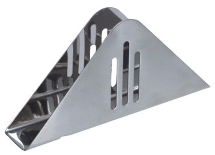 Подставка для салфеток Desco44431Подставка для салфеток Linea Desco, выполненная из экологически чистой пищевой стали с зеркальной полировкой, прекрасно подойдет для вашей кухни. Оригинальность оформления придется по вкусу и ценителям классики, и тем, кто предпочитает утонченность и изысканность. Подставка для салфеток Linea Desco отличается устойчивостью и простотой в использовании. Характеристики: Материал: нержавеющая сталь. Размер: 16,5 см х 11 см х 11 см. Ширина подставки: 3 см. Размер упаковки: 17 см х 7,5 см х 3,5 см. Производитель:Италия. Артикул: 93-DE-ZU-07.