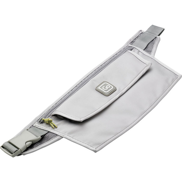 Бумажник  Go travel  на пояс, с водонепроницаемым отделением. 810 DG - Несессеры и кошельки