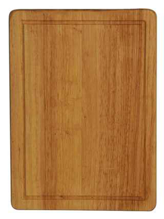 Доска разделочная Regent Inox, из гевеи, 40 х 25 х 1,5 см3300880Прямоугольная разделочная доска Regent Inox изготовлена из высококачественной древесины - гевеи. Доска имеет углубление для стока жидкости вдоль края. Прекрасно подходит для приготовления и сервировки пищи.Гевея - высококачественная порода каучукового дерева. Доски из гевеи, по сравнению с досками, изготовленными из других материалов, обладают следующими преимуществами:- долговечность- практичность- устойчивость к механическим нагрузкам- водоотталкивающие свойства- не впитывают запахи- не расслаиваются и не рассыхаются- не тупят ножи- оригинальный дизайн. На кухне рекомендуется иметь несколько досок, для различных продуктов: для мяса и птицы, для рыбы, для готовых продуктов, для хлеба, овощей и фруктов. Regent Inox предлагает на выбор несколько размеров и форм разделочных досок, а так же кухонные аксессуары из дерева. Характеристики:Материал: гевея. Размер:40 см х 25 см х 1,5 см. Артикул:93-BO-2-04.1.