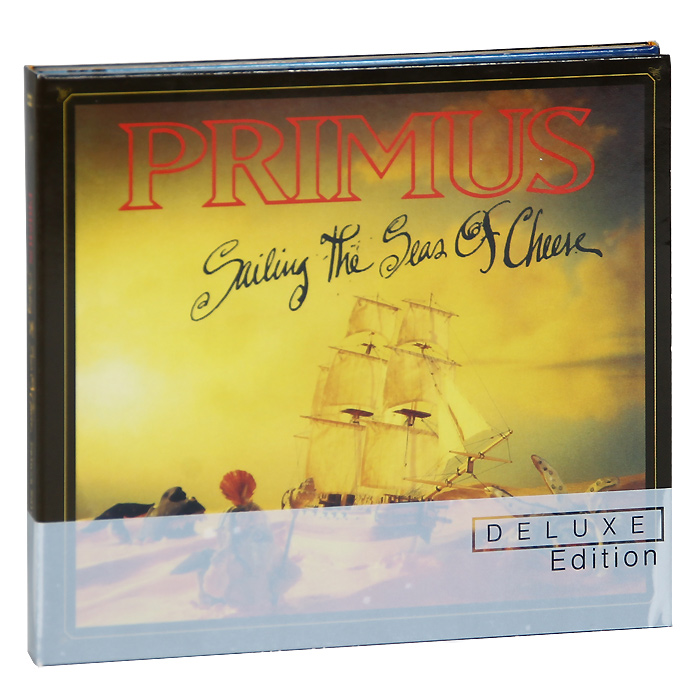 Primus Primus. Sailing The Seas Of Cheese. Deluxe Edition (2 CD + Blu-ray) primus primus sailing the seas of cheese deluxe edition 2 cd blu ray