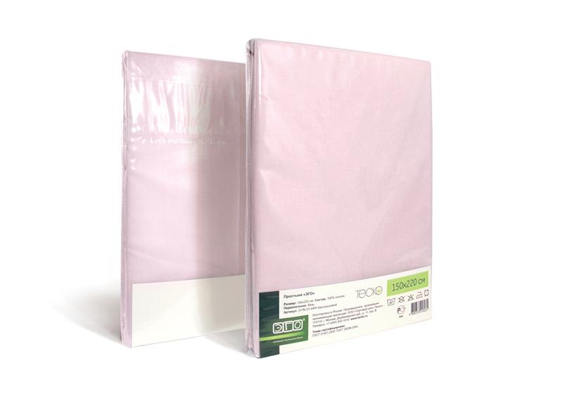 Простыня бязевая Эго, цвет: розовый, 150 x 220 смWUB 5647 weisБязевая простыня Эго выполнена из натурального хлопка высокого качества. Экологически чистый материал обеспечивает высокую гигиеничность простыни. Она гигроскопична и воздухопроницаема, а также приятна на ощупь. Простыня Эго очень мягкая и не мнется, не теряет форму после стирки и не линяет.Выбрав простыню нужной вам расцветки, вы можете легко комбинировать ее с различным постельным бельем.Бязь - 100% хлопок, хлопчатобумажная ткань полотняного переплетения. Ткань прочная, мягкая, имеет внешний вид одинаковый с лицевой и изнаночной стороны. Обладает низкой сминаемостью, легко стирается и хорошо гладится. При соблюдении рекомендуемых условий стирки, сушки и глажения ткань имеет усадку по ГОСТу, сохраняется яркость текстильных рисунков. Благодаря особой плотности ткани и отличному качеству изделий белье выдерживает в 5 раз больше стирок. Характеристики:Материал: бязь (100% хлопок). Размер простыни: 150 см х 220 см. Цвет: розовый. Изготовитель: Россия. Артикул: Э-ПБ-01-4445.