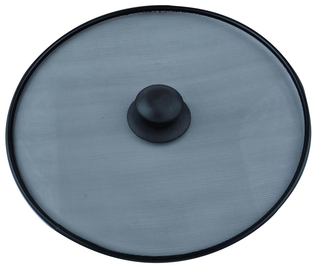 Крышка-защита от брызг Pronto. Диаметр 28 см. 93-PRO-35-28 сито regent inox pronto с пластиковой ручкой диаметр 12 5 см