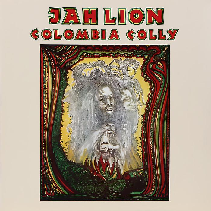 Jah Lion. Colombia Colly (LP)