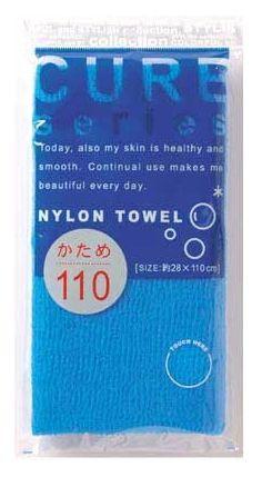 Мочалка-полотенце для тела Ohe, цвет: синий. 6186595010777139655Мочалка-полотенце Ohe предназначена для мытья и массажа тела. Объемное плетение нейлоновых нитей позволяет создавать нежную пену даже при минимальном количестве используемого мыла. Применение этой мочалки позволяет чувствовать себя прекрасно каждый день. Мочалка прекрасно массирует тело, очищает поры, стимулирует циркуляцию крови. После мытья мочалку необходимо очистить от остатков мыла и высушить. Характеристики:Материал: 100% нейлон. Размер мочалки-полотенца: 28 см х 110 см.