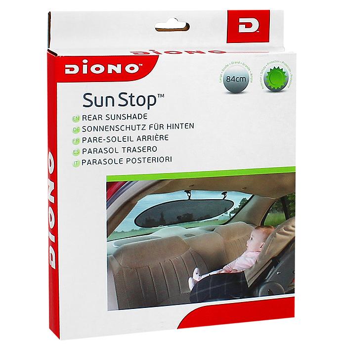Шторка солнцезащитная Sun Stop, 84 см х 33 см300159Солнцезащитная шторка Sun Stop защитит вашего ребенка от яркого солнечного света во время поездки в автомобиле. Шторка, выполнена из ПВХ черного цвета, подходит ко всем автомобилям и крепятся к стеклу с помощью присосок. Характеристики:Размер шторки: 84 см х 33 см. Размер упаковки: 22 см х 28 см х 2,5 см. Изготовитель: Китай.