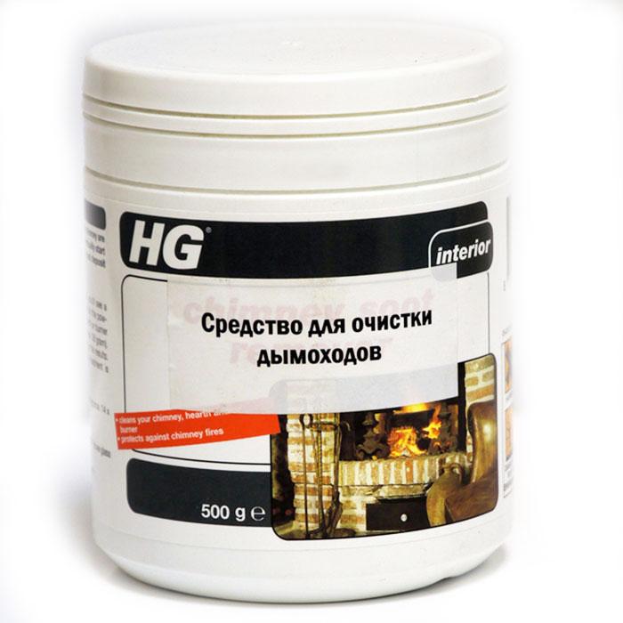 Средство HG для очистки дымоходов, 500 г790009Средство HG для очистки дымоходов идеальное подходит для регулярной немеханической очистки дымоходных систем. Средство снижает риск возгорания сажи, образования креозотистых отложений, продлевает срок службы дымохода. Предназначено для регулярного использования (не реже одного раза в 6 месяцев) в любых типах печей, каминов и топок. Применение: Высыпьте 2 столовых ложки (приблизительно 30 граммов) средства в огонь. Более высокая дозировка предполагает лучший результат. При очистке выделяется нетоксичный газ, при котором сажа отделяется от поверхности без дополнительной механической очистки. Внимание! Очистка происходит, когда камин или печь растоплены. Характеристики:Объем: 500 г. Изготовитель: Нидерланды. Артикул: 432050106.