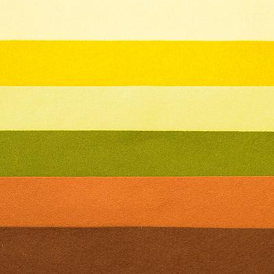 Набор лоскутов из войлока Richard Wernekinck Wolgroothander, 20 см х 30 см, 6 шт. 560221-Н02RSP-202SНабор Richard Wernekinck Wolgroothander состоит из 6 войлочных лоскутов разных цветов. В набор входят следующие цвета: кремовый, оливковый, светло-бежевый, хаки, кофейный, коричневый.Войлок (фетр) произведен в Голландии на фабрике Richarda Wernekincka, где очень строгий контроль за качеством выпускаемой продукции. А многолетний опыт работы позволил добиться в производстве войлока (фетра) самого высокого класса. Данный войлок (фетр) очень мягкий и приятный на ощупь, стойкие, яркие цвета. Работа с ним доставит вам только положительные эмоции, а результат будет радовать вас долгие годы. Характеристики:Материал: войлок (фетр) (100% шерсть). Размер лоскута: 20 см х 30 см. Комплектация: 6 шт. Цвет: кремовый, оливковый, светло-бежевый, хаки, кофейный, коричневый. Размер упаковки: 27 см х 22 см х 1,5 см. Артикул: 560221-Н02.