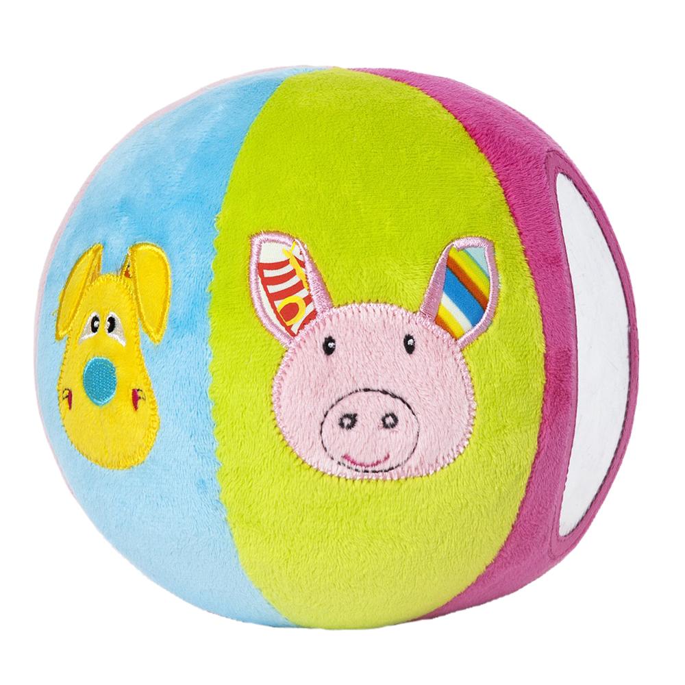 Развивающая игрушка Мир детства Мячик
