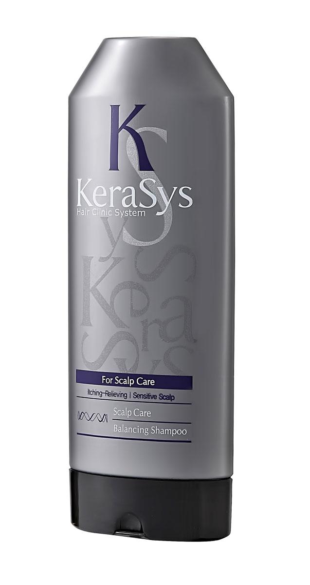 Kerasys Шампунь для волос Лечение кожи головы, 200 гAC-2233_серыйСпециально разработанная формула для сухой и чувствительной кожи головы, склонной к появлению перхоти и зуда. Мягко очищает, не вызывая раздражения. Придает ухоженный и здоровый вид волосам. Формула с применением климбазола и салициловой кислоты эффективно устраняет и предотвращает появление перхоти и зуда. Экстракт лилии восстанавливает водный баланс кожи головы. Экстракт лаванды поможет снять напряжение и успокоить чувствительную кожу головы. Kerasys – это линия средств профессионального уровня для ухода за различными типами волос в домашних условиях. Характеристики:Вес: 200 г. Артикул: 869642. Производитель: Корея. Товар сертифицирован.