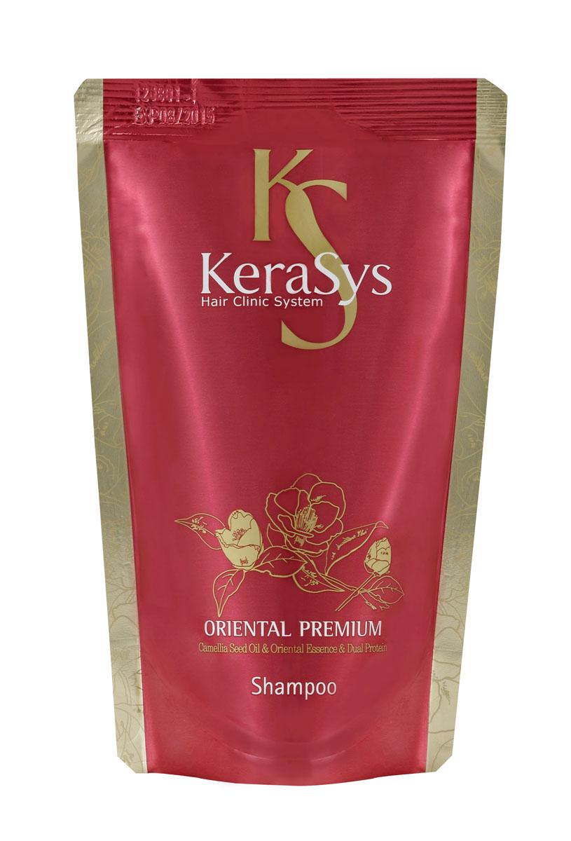 Kerasys Шампунь для волос Oriental Premium, 500 г989845Шампунь для волос Kerasys Oriental Premium - профессиональный уход за волосами в домашних условиях. Специально разработанная формула для всех типов волос, в том числе поврежденных и ослабленных. Волосы обретают жизненную силу, блеск и эластичность. Оказывает солнцезащитное действие. Масло камелии укрепляет хрупкие и ломкие волосы, делает их шелковистыми по всей длине. Кератиновый комплекс питает и разглаживает поврежденный волос. Композиция из шести традиционных восточных трав (женьшень, жгун-корень, орхидея, ангелика, гранат, листья камелии) укрепляет корни волос и предотвращает преждевременное выпадение. Характеристики: Вес: 500 г. Артикул: 989845. Производитель: Корея. Товар сертифицирован.