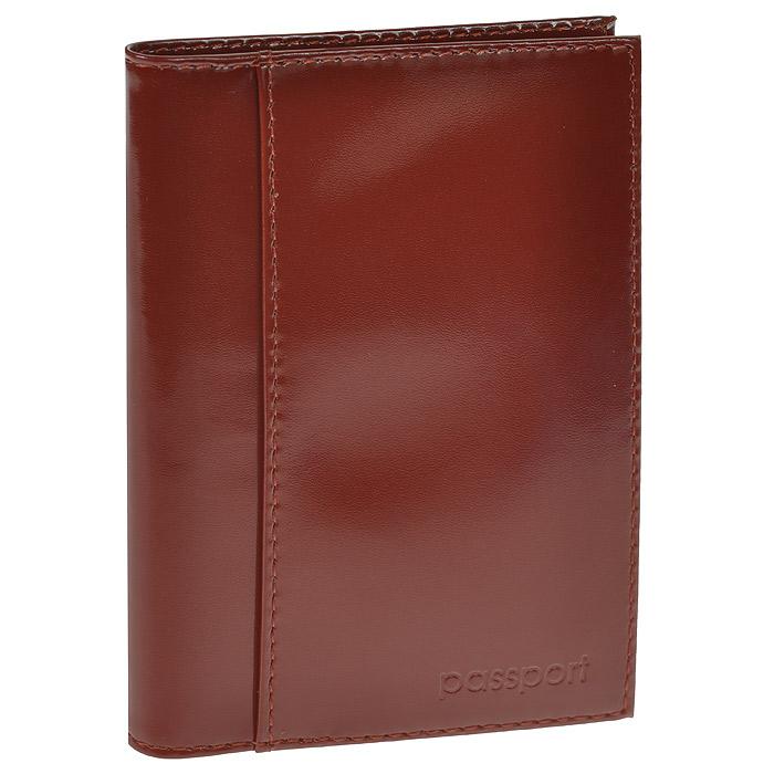 Обложка для паспорта Befler, цвет: коричневый. О.21.-154019-5402DОбложка для паспорта Befler выполнена из натуральной кожи коричневого цвета и оформлена горизонтальным тиснением Passport. Внутри имеет вертикальный карман из прозрачного пластика и вертикальный карман из кожи. Также, на лицевой стороне, имеет дополнительный скрытый карман. Обложка для паспорта не только поможет сохранить внешний вид ваших документов и защитить их от повреждений, но и станет стильным аксессуаром, идеально подходящим Вашему образу. Характеристики:Материал: натуральная кожа, пластик. Размер обложки: 9,5 см х 13,8 см. Цвет: коричневый. Размер упаковки: 10,5 см х 14,5 см х 1,3 см. Артикул: О.21.-1.cognac.Befler является дочерним брендом крупнейшего производителя кожгалантереи - компании Askent, существующей с 1993 года. Сохраняя лучшие традиции и высокую культуру производства компании, изделия под маркой Befler соответствуют самым высоким мировым стандартам. Вся продукция проходит многоступенчатый контроль качества на каждой стадии производства, что позволяет приблизить процент брака к нулю.